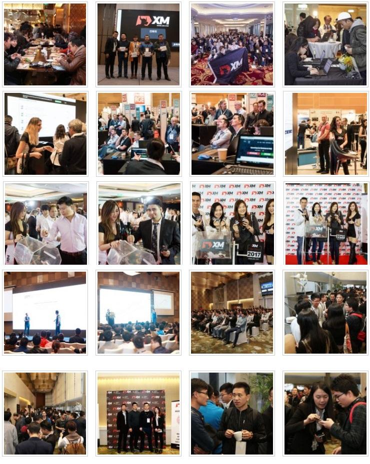 XM 各国セミナー開催